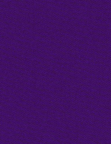 Purple Gabardine Fabric