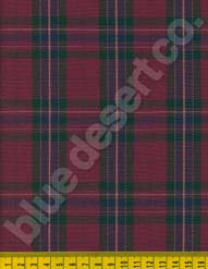 Plaid Fabric 283