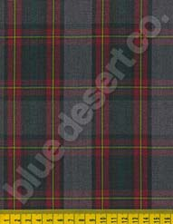 Plaid Fabric 567