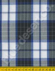 Plaid Fabric 578