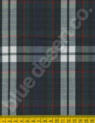 Plaid Fabric 580